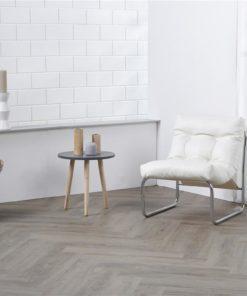 Spigato visgraat-plak PVC vloer-Ambiant